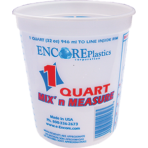 Mix And Measure Pails