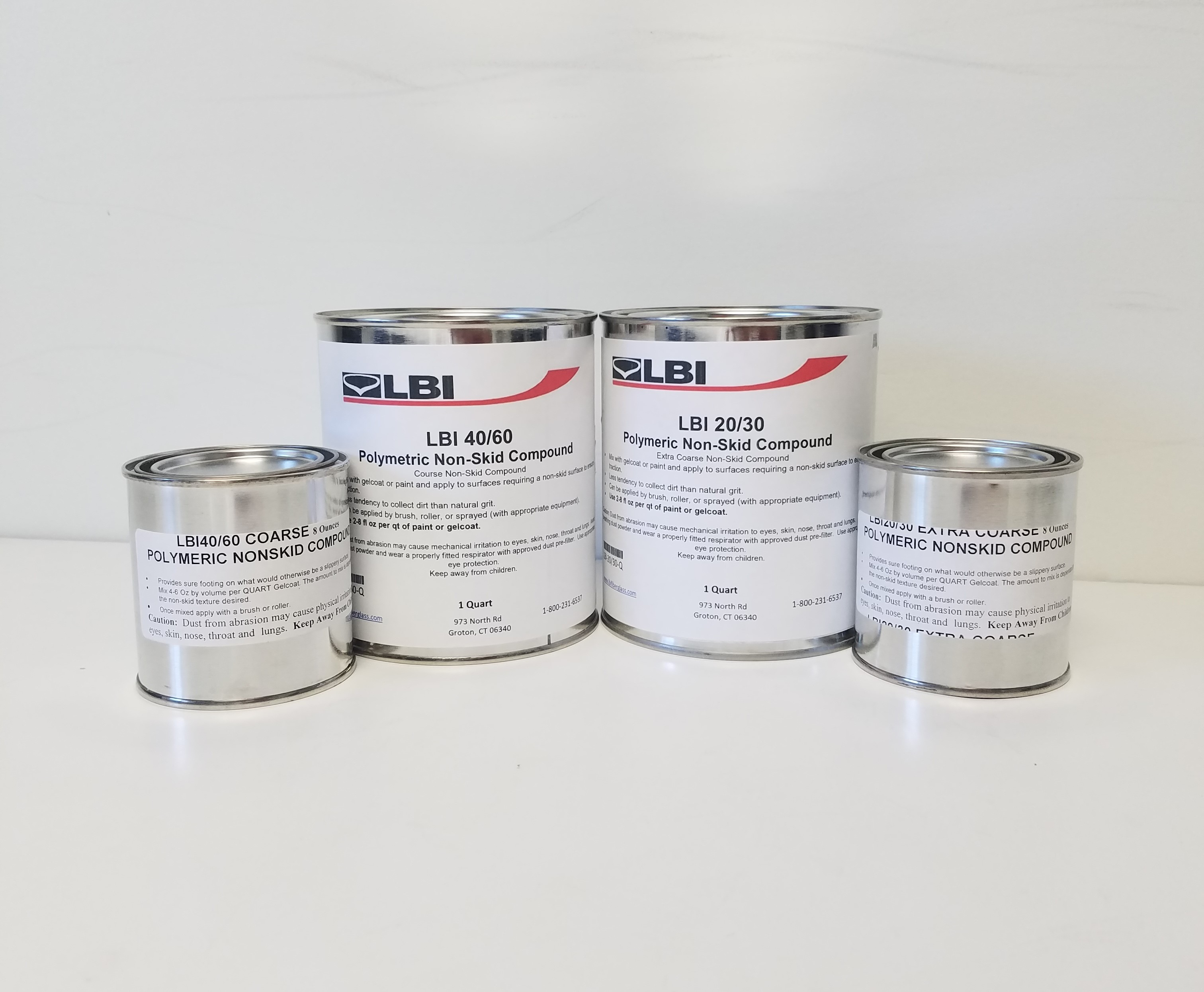 Polymeric Non-Skid Compound