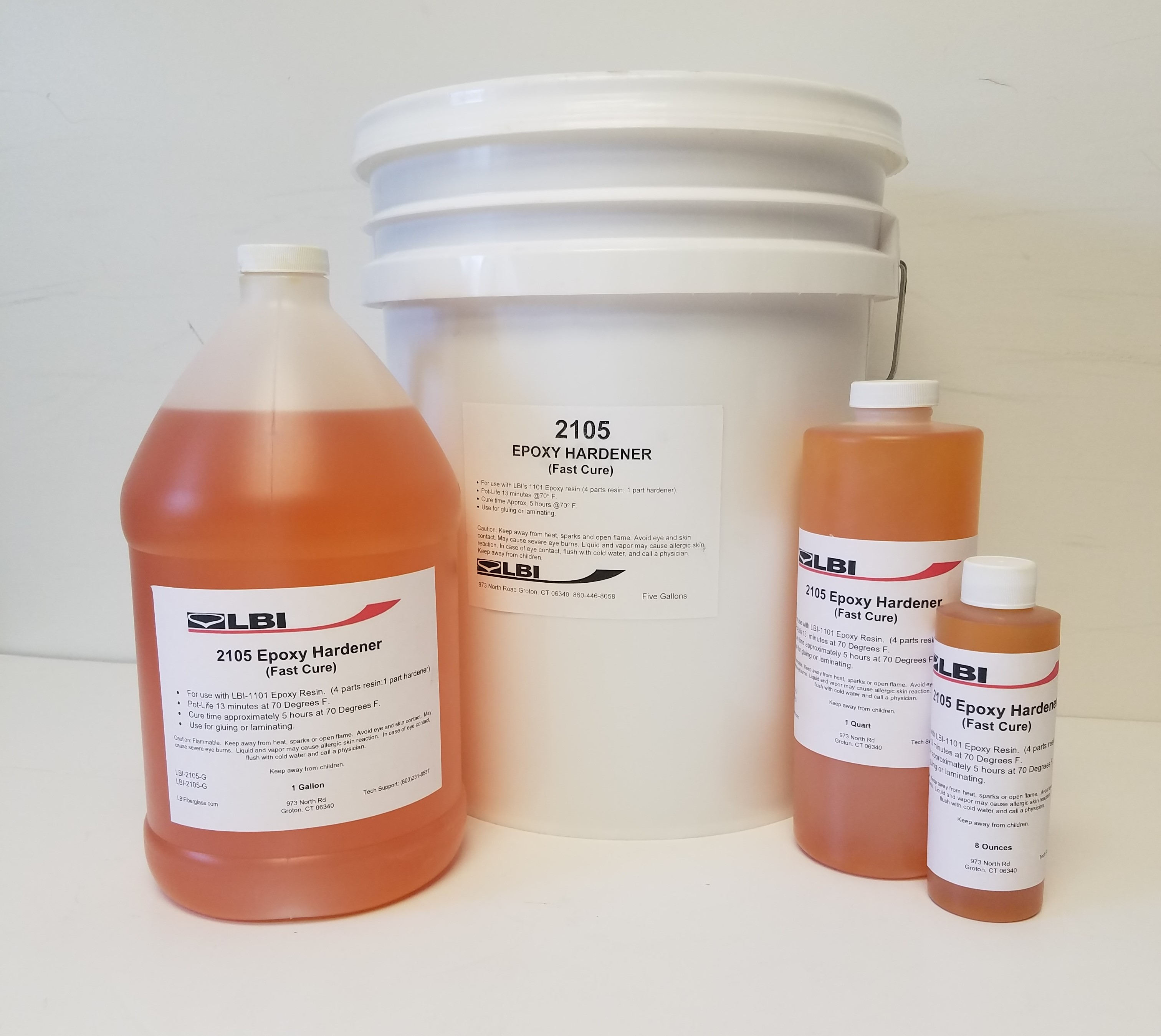 Epoxy Resins & Hardeners – LBI Fiberglass Products