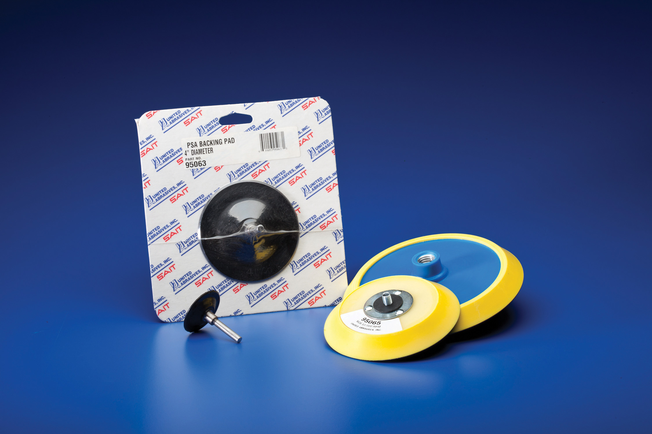 Pressure Sensitive Adhesive (PSA) Backing Pads