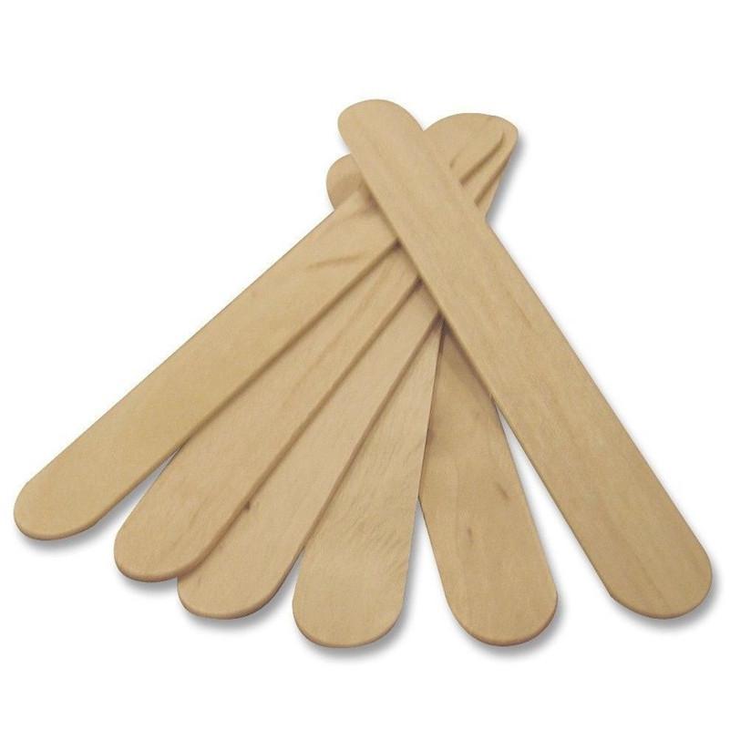 Wood Tongue Depressors , Box Of 500