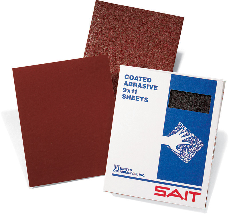 Abrasive Paper Sheets