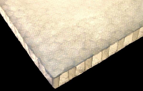 Carbon-Core Honeycomb Panels