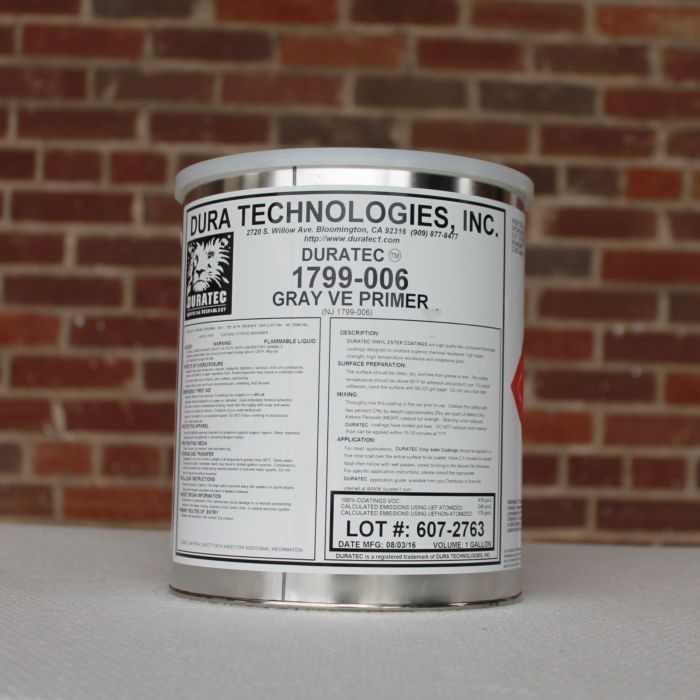 Duratec Vinylester Primer (Grey) , 1 Gallon