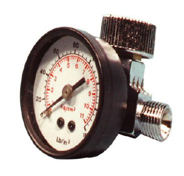 Air Regulator / Gauge Combo