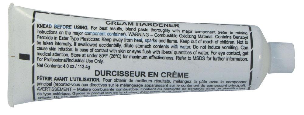 BPO Crème Hardener