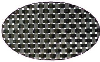 5.7oz 3K 12X12 Plain Weave Carbon Fiber (Style 282), 50″ Width