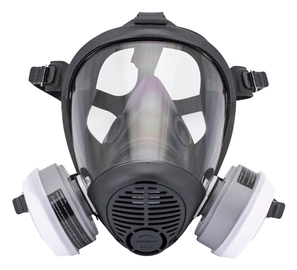Professional Multi-Use Fullface Respirator