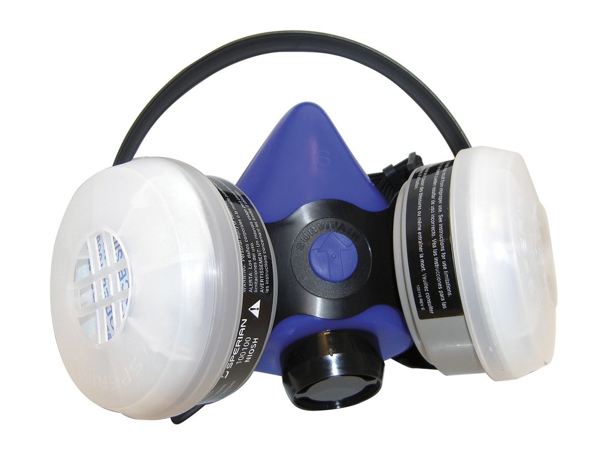 Professional Multi-Use Halfmask Respirator